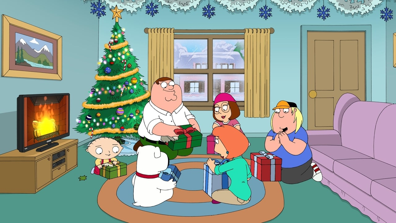 Family Guy - Season 9 Episode 7 : Road to the North Pole