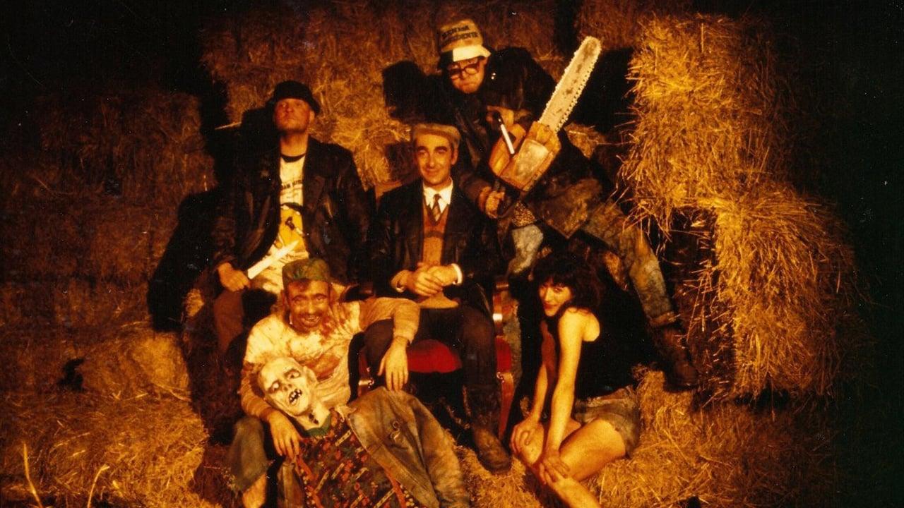 La matanza caníbal de los garrulos lisérgicos (1993)