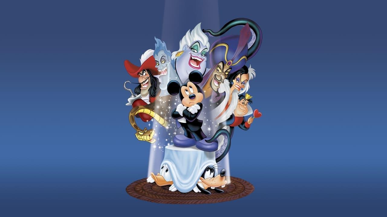 cover-Mickey Mouse: El club de los villanos