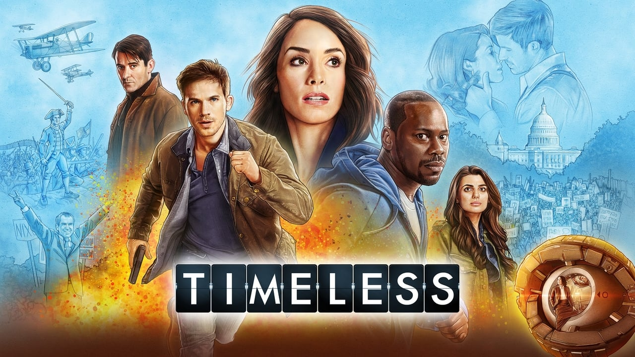 Timeless - Season 2 Episode 1 : The War to End All Wars