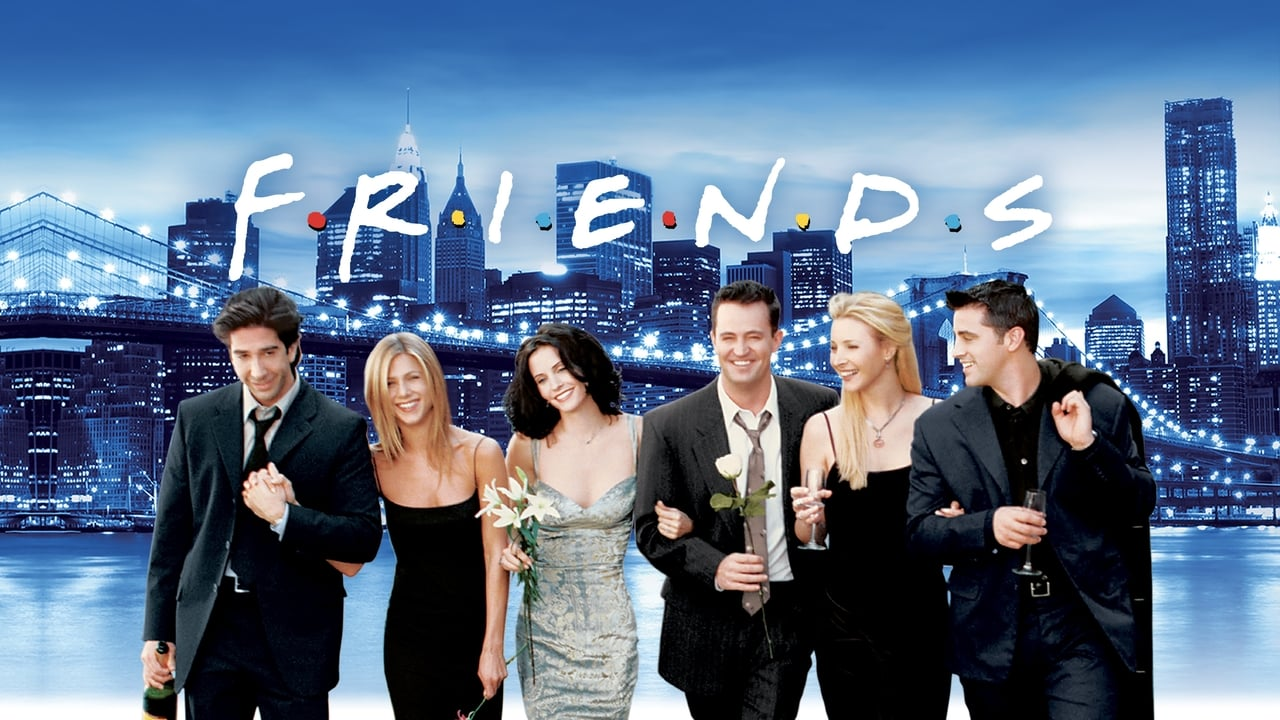 Friends - Season 8 Episode 6 : The One with the Halloween Party
