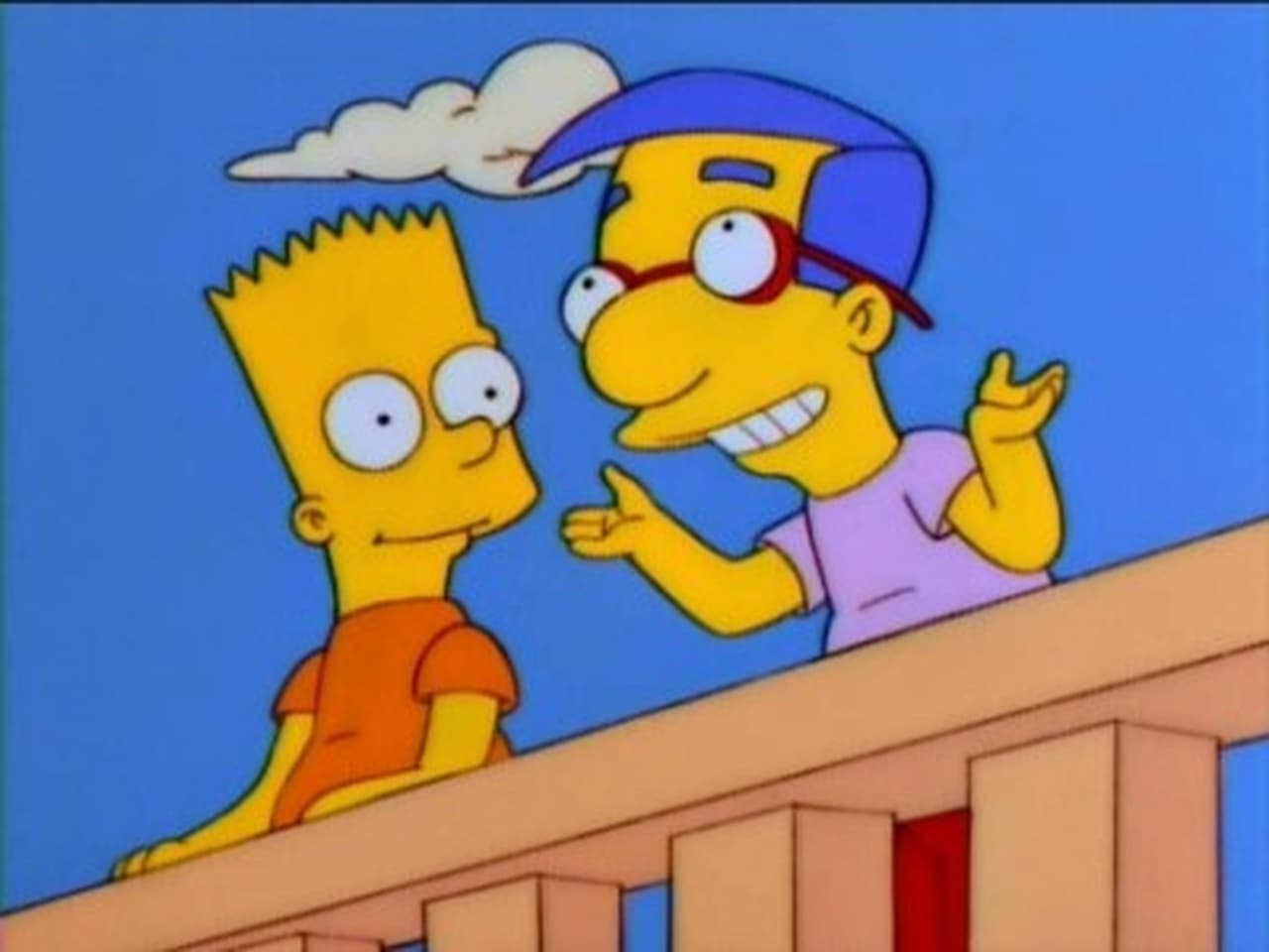 The Simpsons - Season 7 Episode 21 : 22 Short Films about Springfield