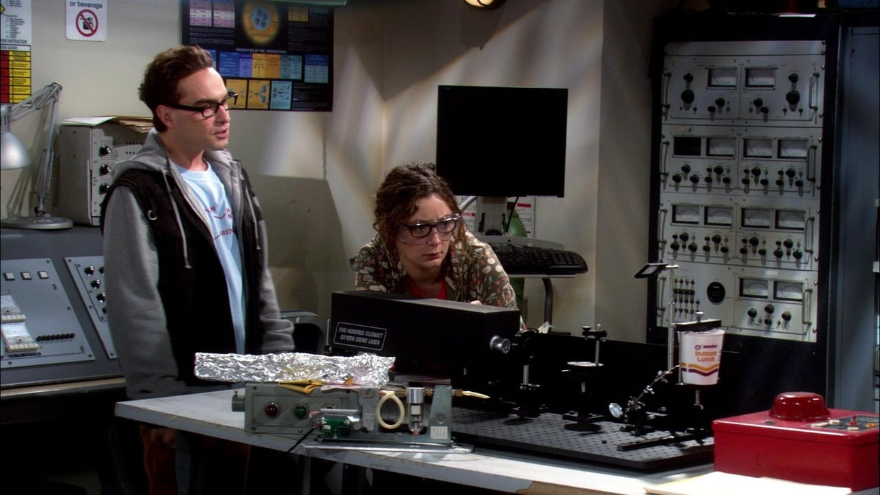 The Big Bang Theory - Season 1 Episode 3 : The Fuzzy Boots Corollary