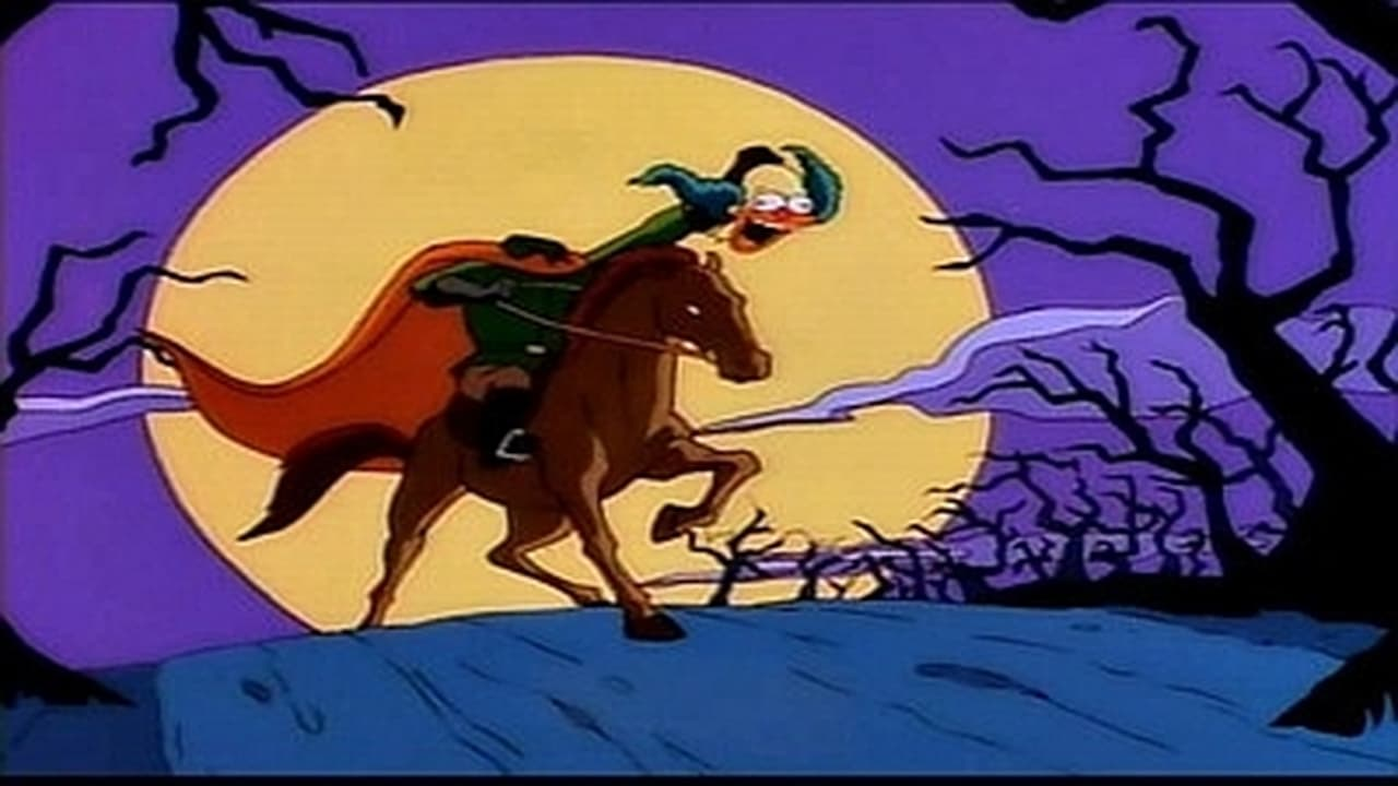 The Simpsons - Season 7 Episode 6 : Treehouse of Horror VI
