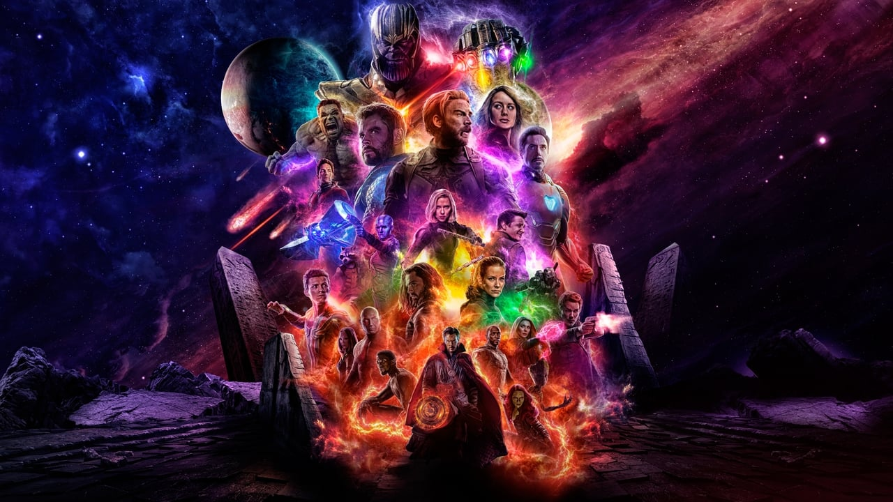 Regardez Avengers : Endgame Film en Streaming Vf