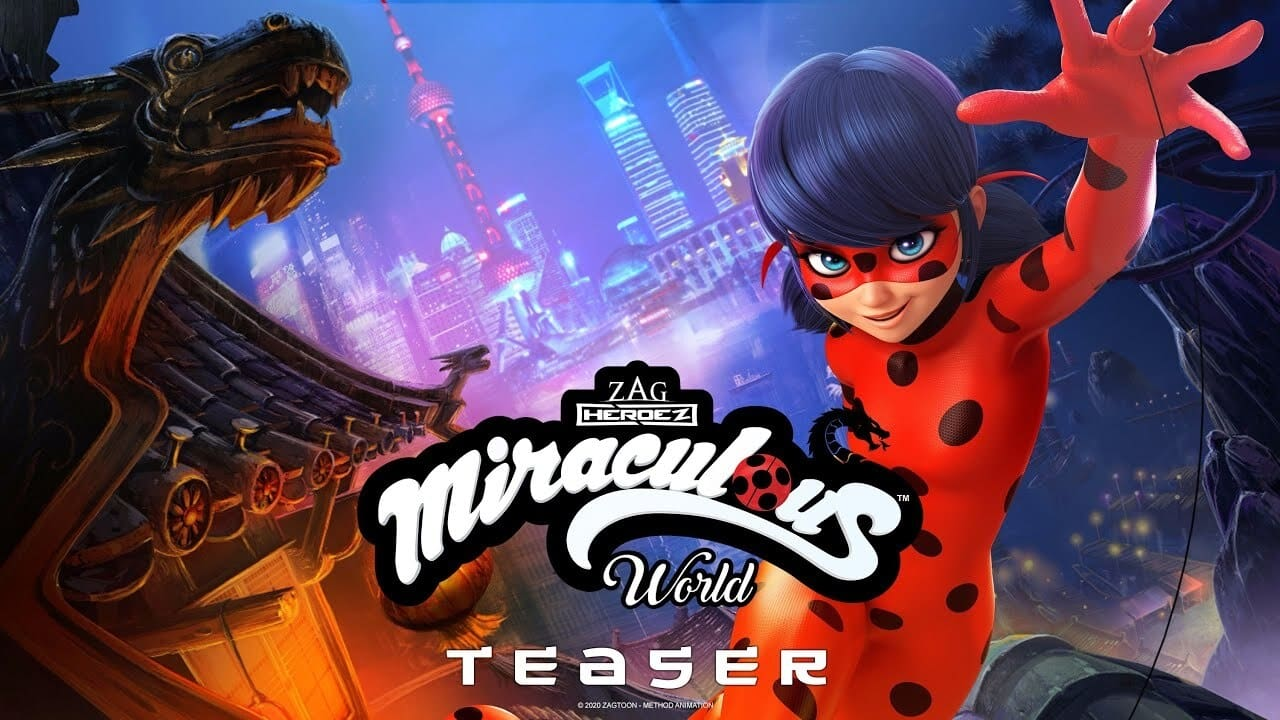 Miraculous World: Shanghai – The Legend of Ladydragon 1