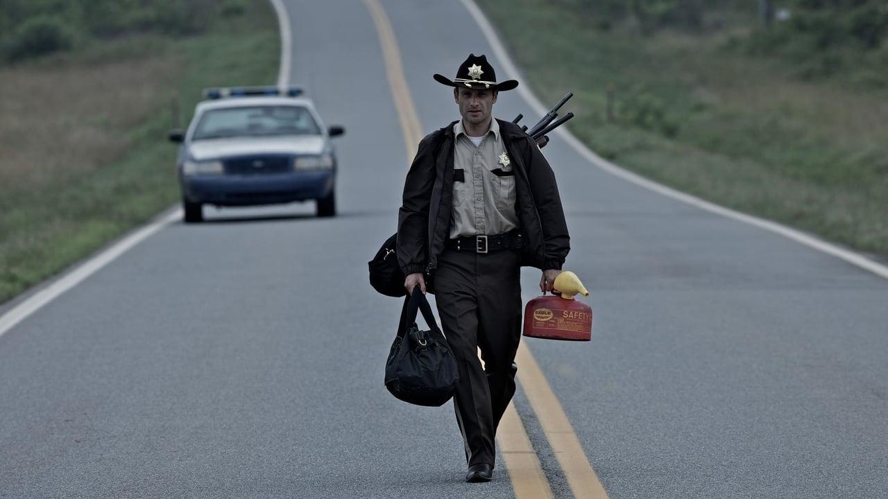 The Walking Dead - Season 1 Episode 1 : Days Gone Bye (2020)