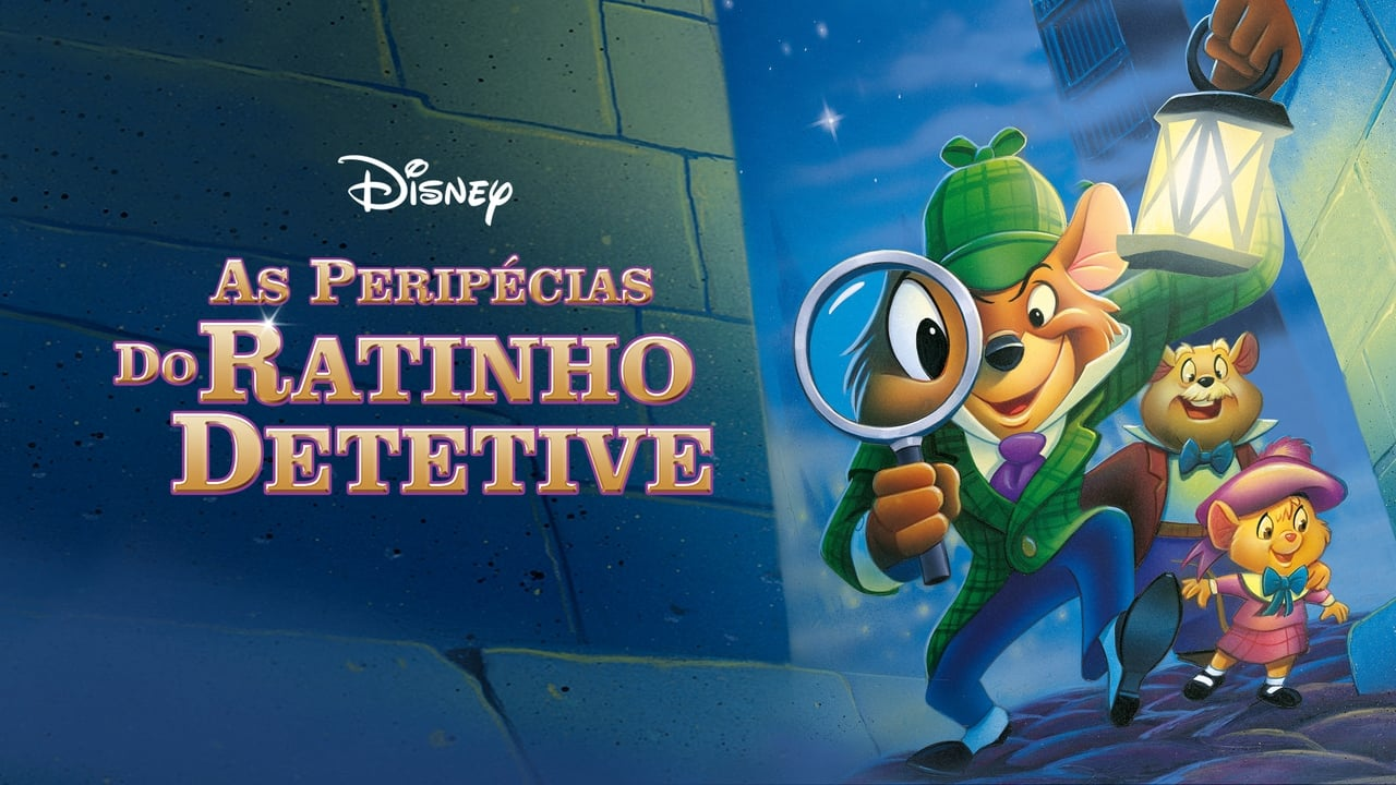 The Great Mouse Detective 1