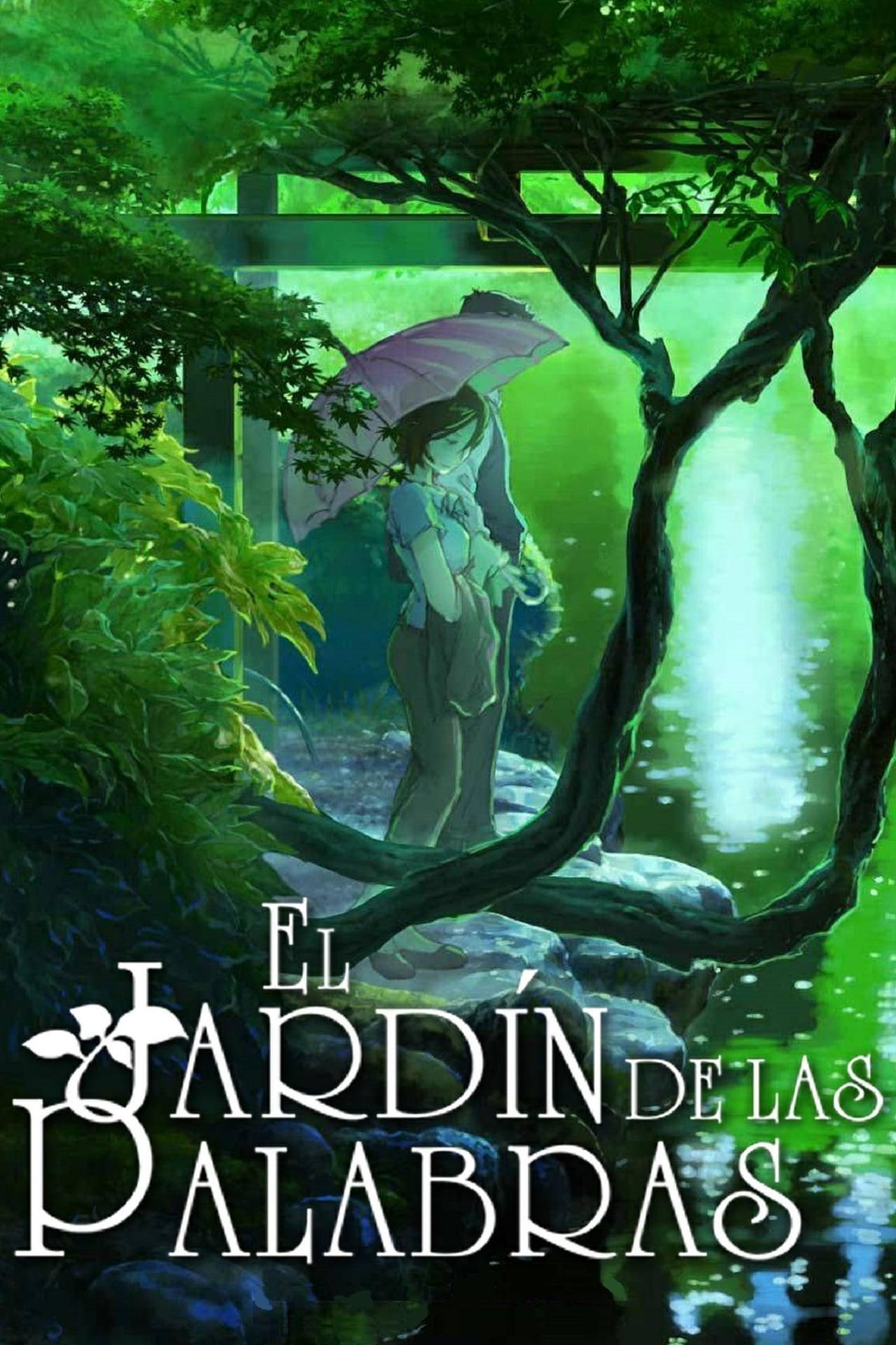 Ver El Jardin De Las Palabras 2013 Online Latino Hd Pelisplus
