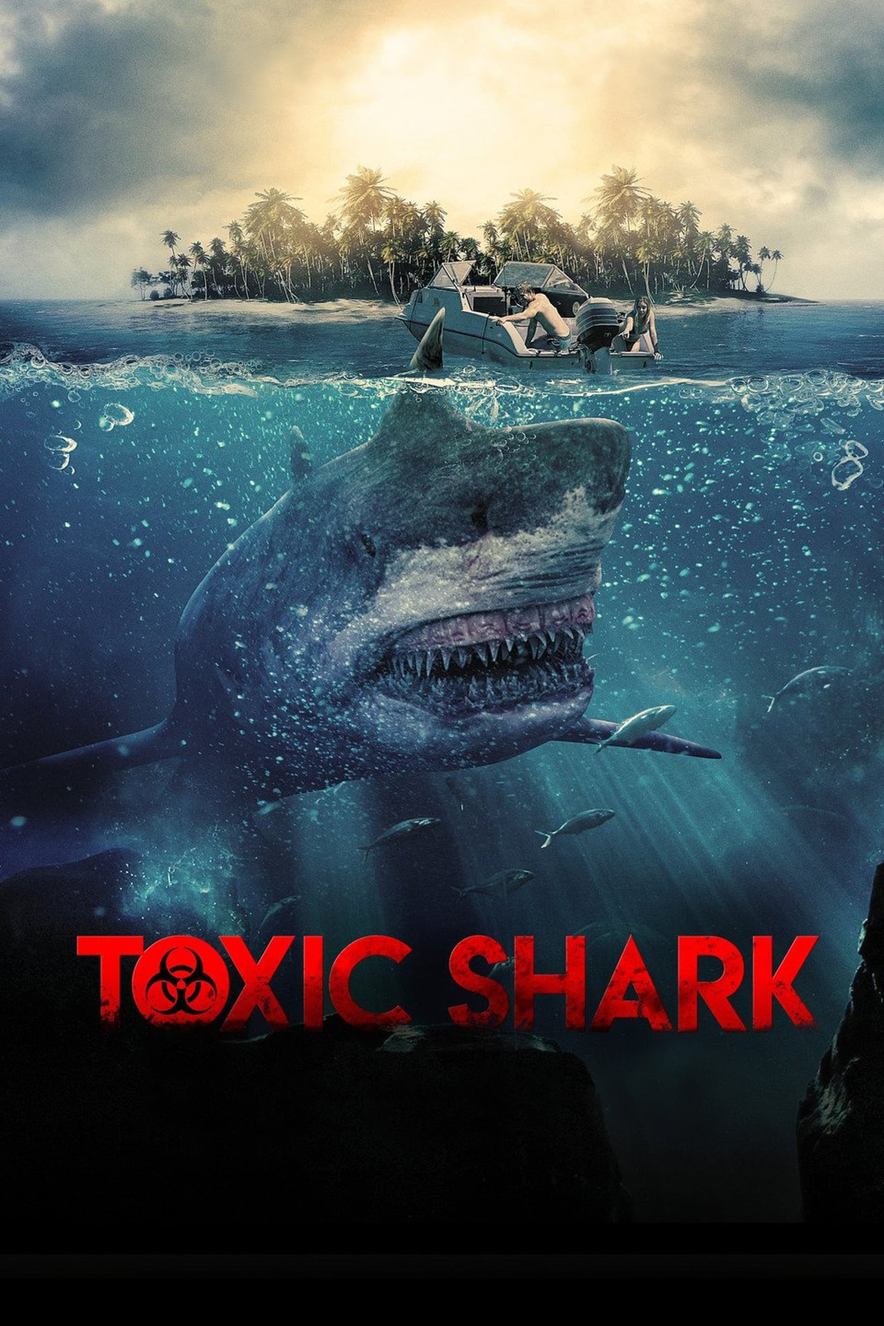 Download Toxic Shark (2017) Dual Audio [Hindi-English] 480p [300MB] | 720p [900MB]