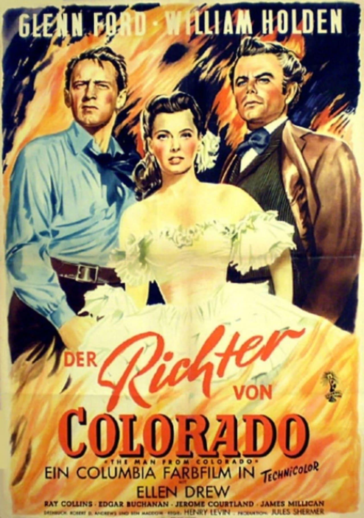 Wer Streamt Der Richter Von Colorado Film Online Schauen