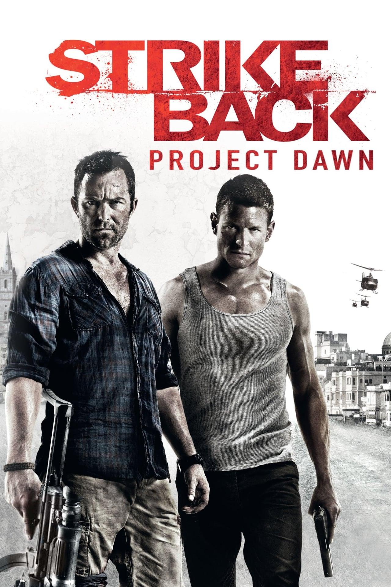 Strike Back (2011)