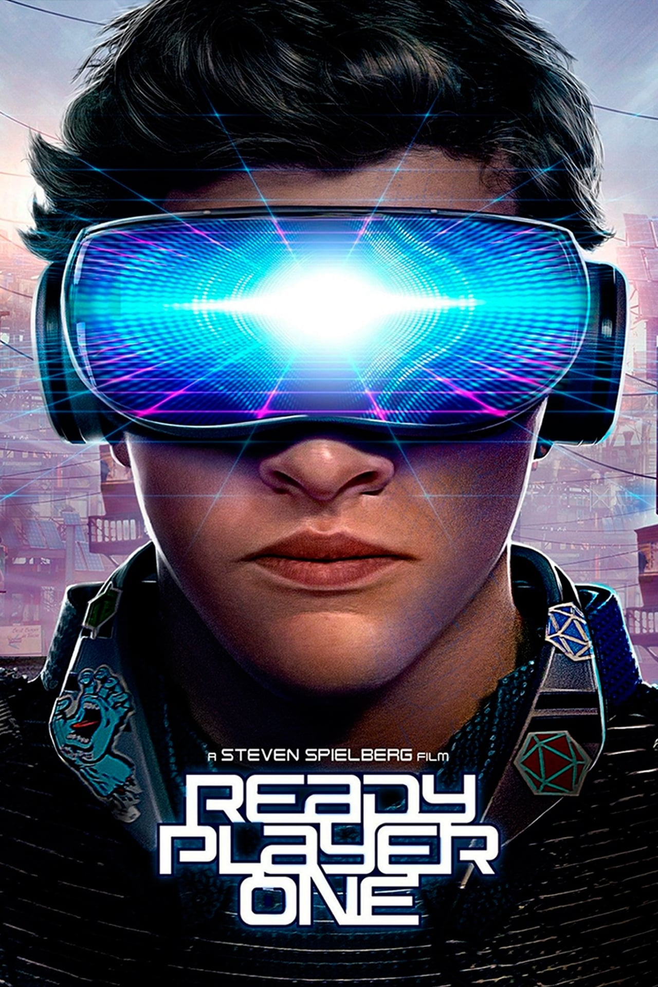 Full Free Watch Ready Player One (2018) Online Movie at