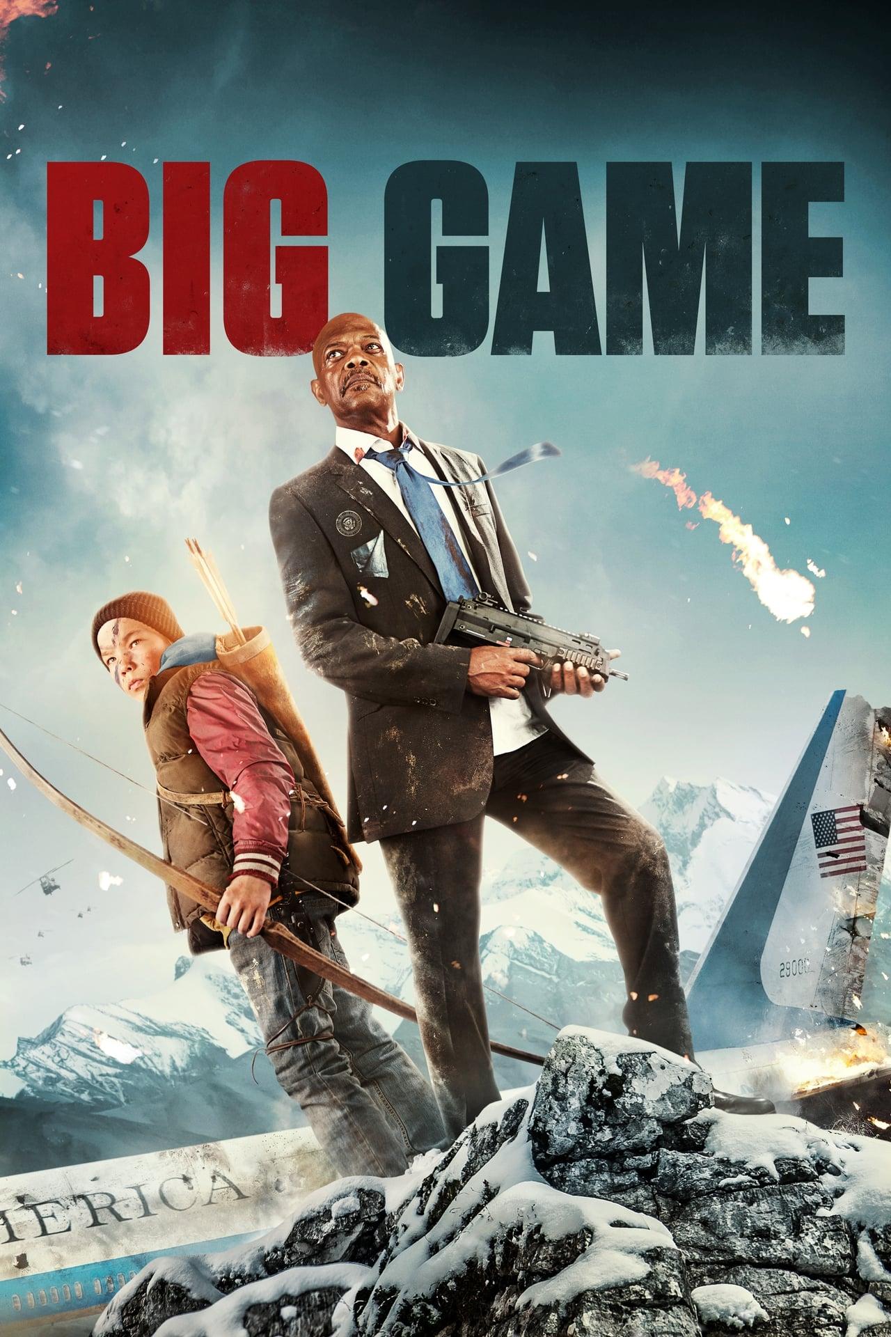 Download Big Game (2014) Dual Audio {Hindi-English} 480p [300MB] || 720p [800MB] || 1080p [1.6GB]