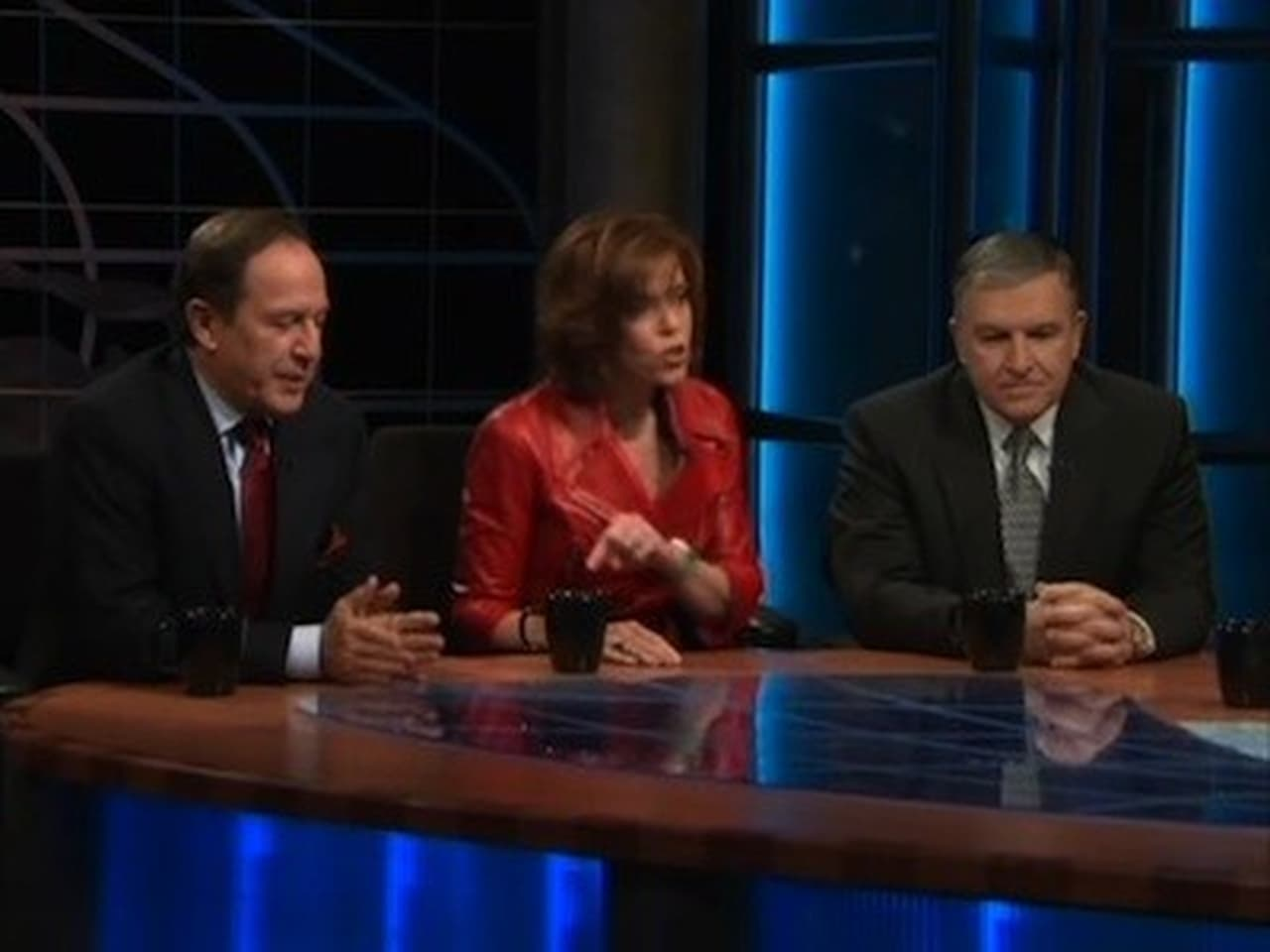 Real Time with Bill Maher - Season 4 Episode 9 : April 21, 2006