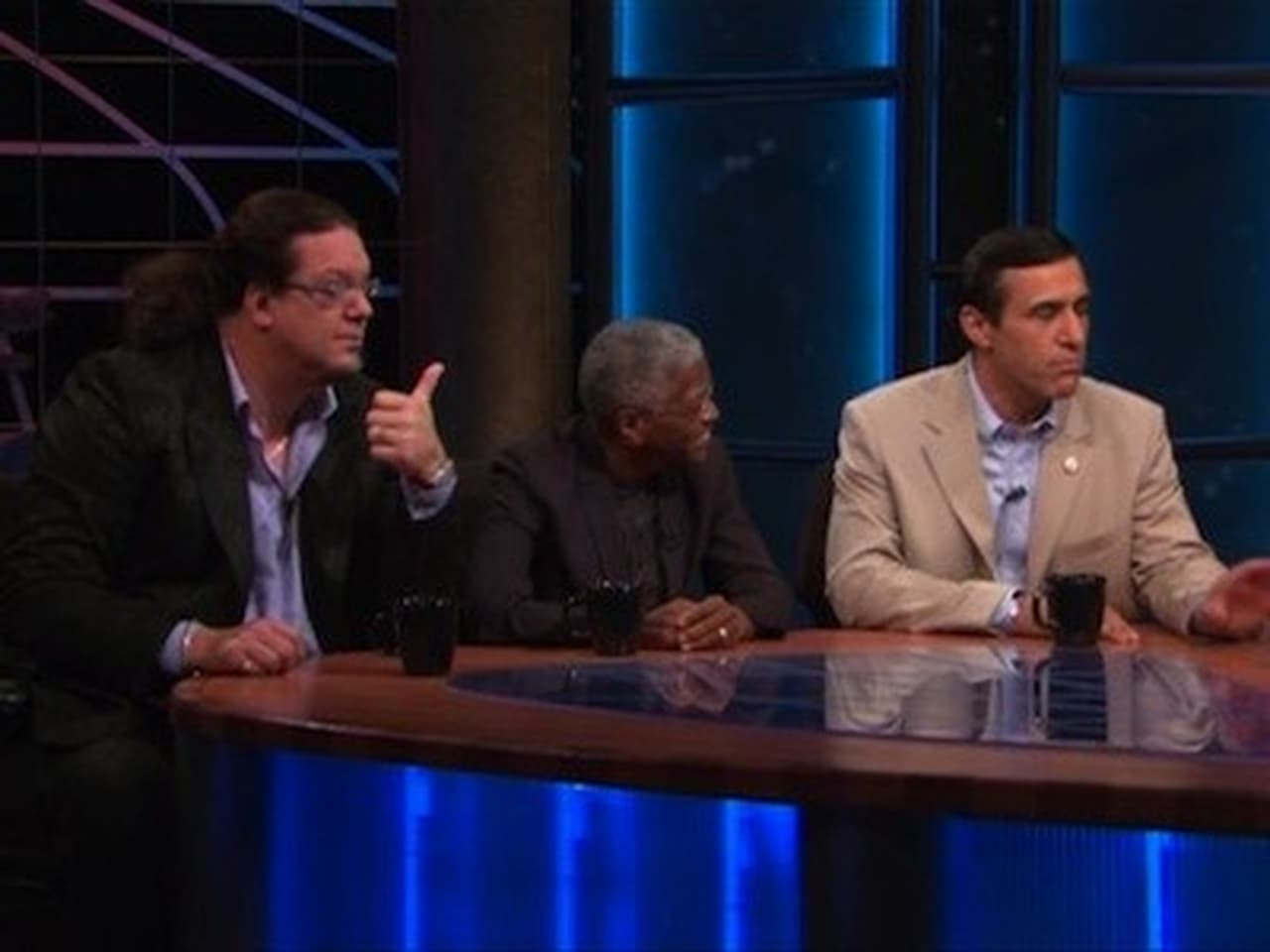 Real Time with Bill Maher - Season 4 Episode 14 : September 01, 2006