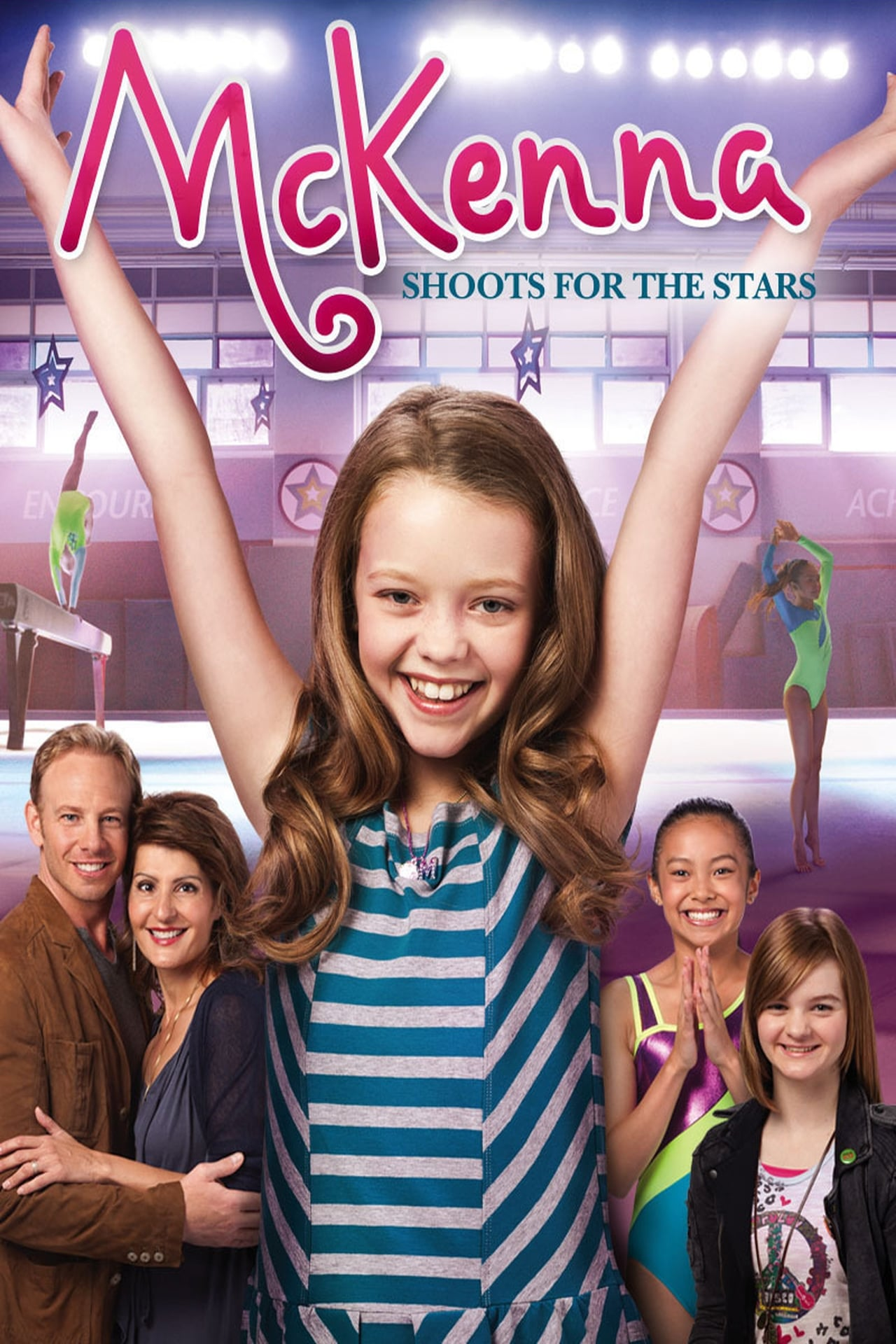 An American Girl: McKenna Shoots for the Stars (2012)