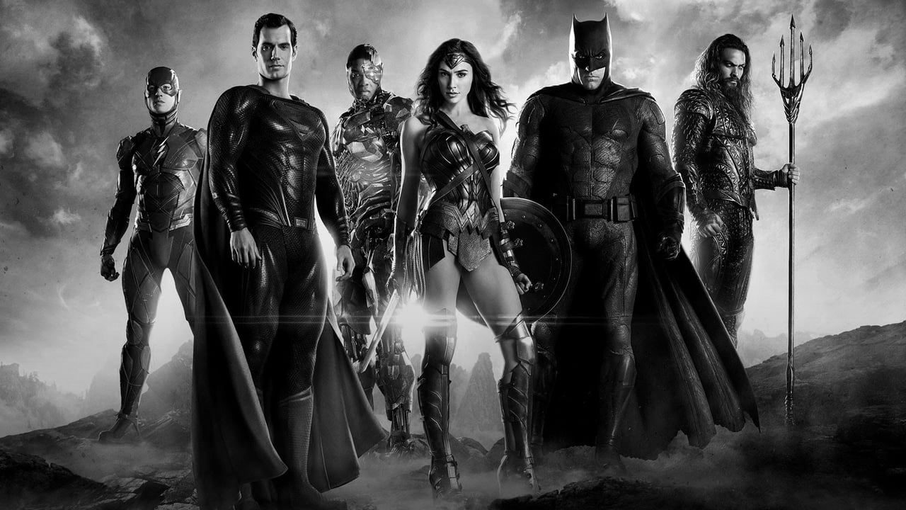 Zack Snyder's Justice League 4