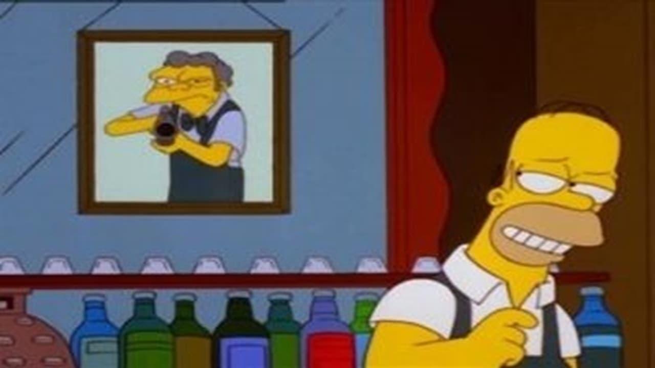 The Simpsons - Season 13 Episode 3 : Homer the Moe
