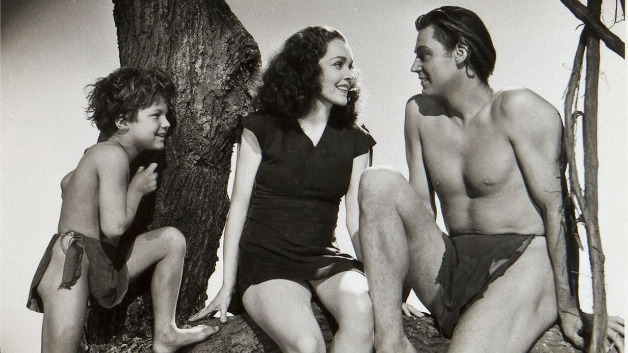 Tarzan Finds a Son! 1