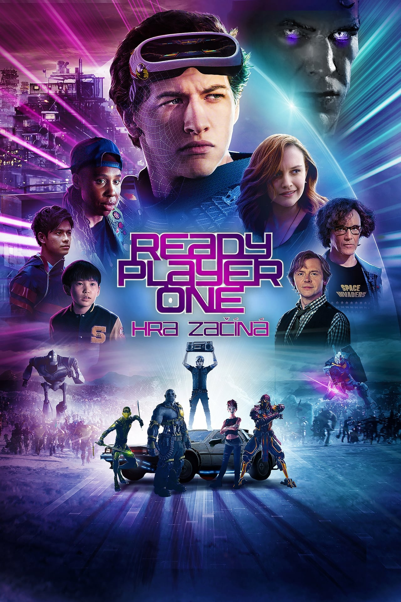 Watch Free Ready Player One (2018) Summary Movie at film