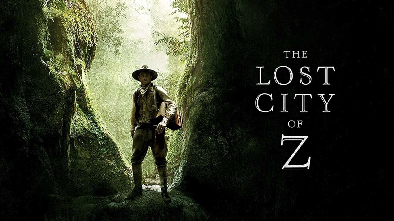 cover-Z, la ciudad perdida
