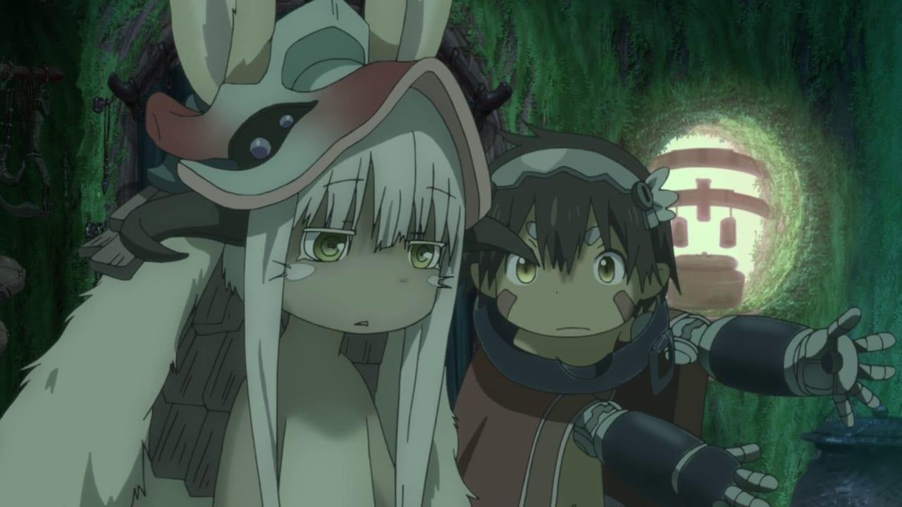 Made In Abyss - Season 1 Episode 11 : Nanachi (2017)