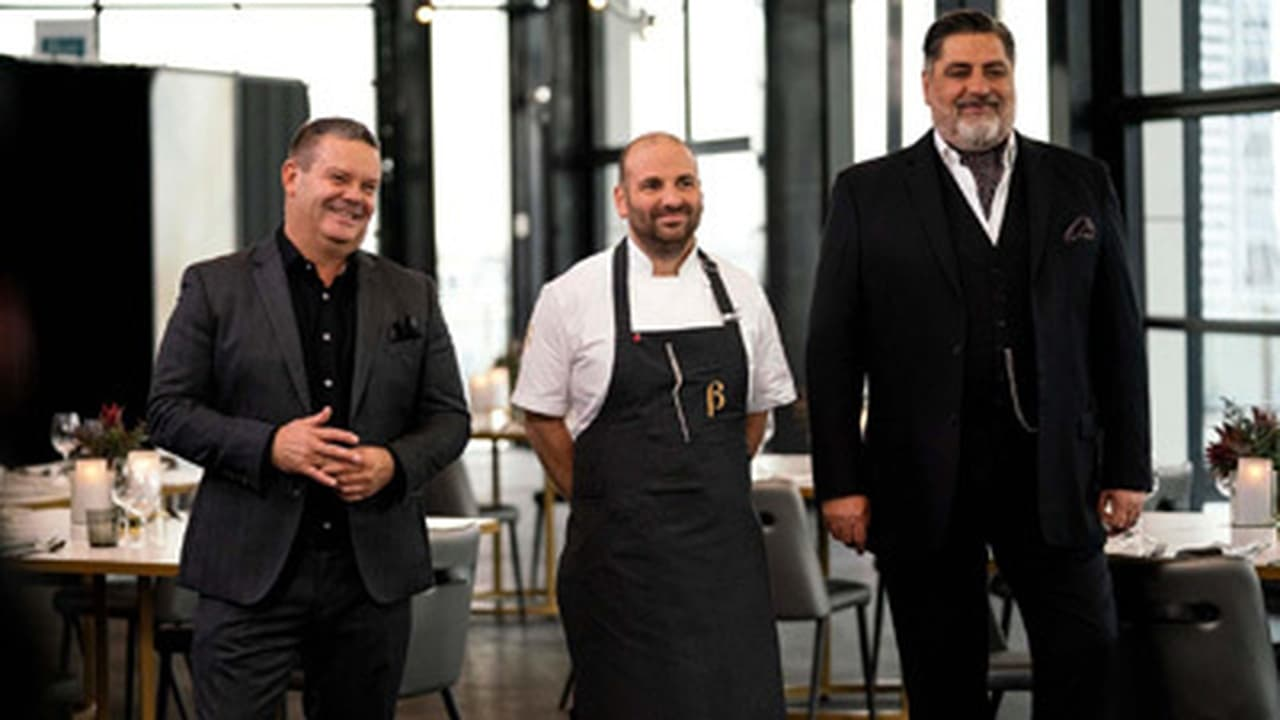 MasterChef Australia - Season 10 Episode 53 : Off-Site Challenge - Second Bite at Luminare