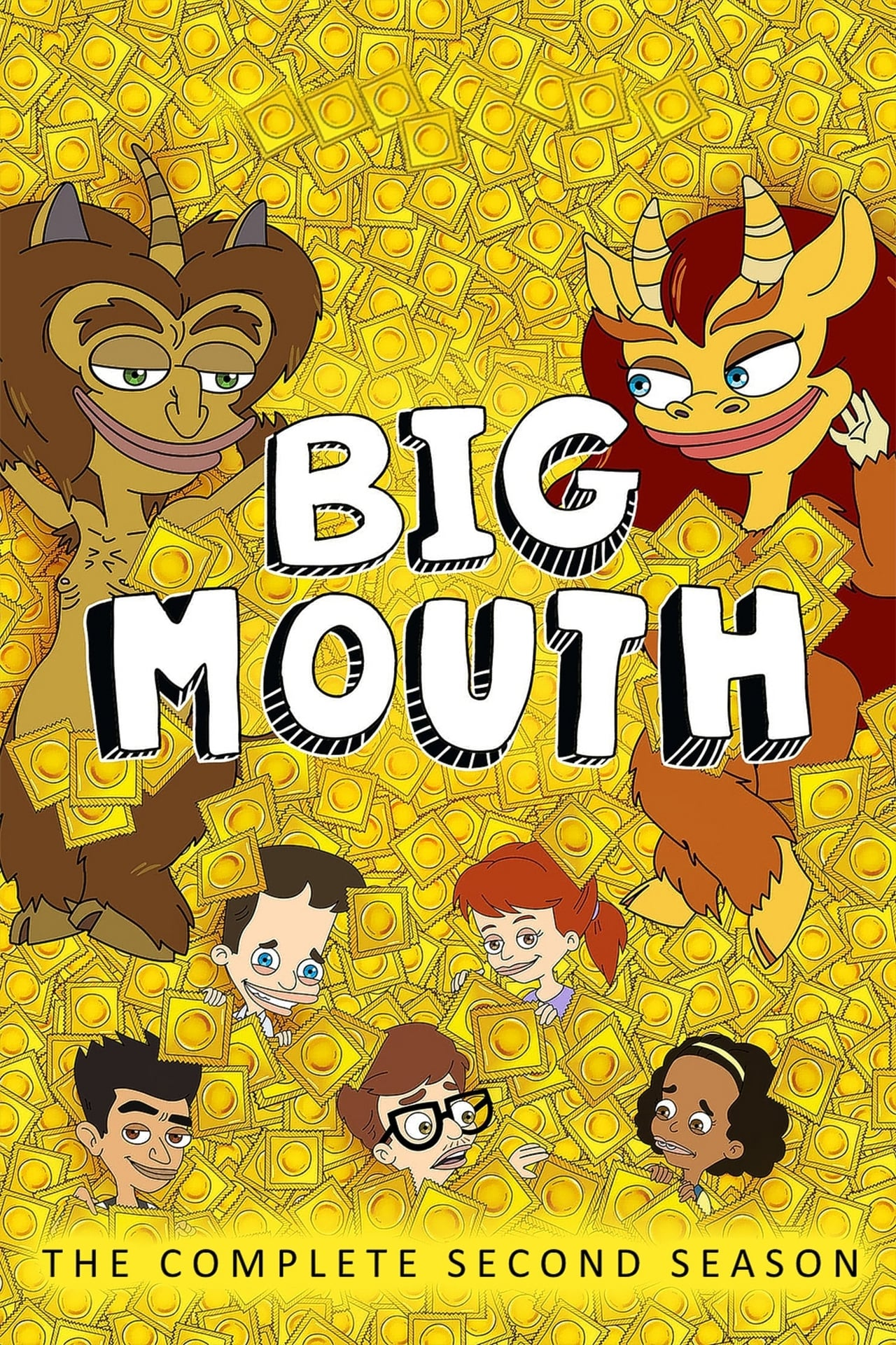 Big Mouth (2018)