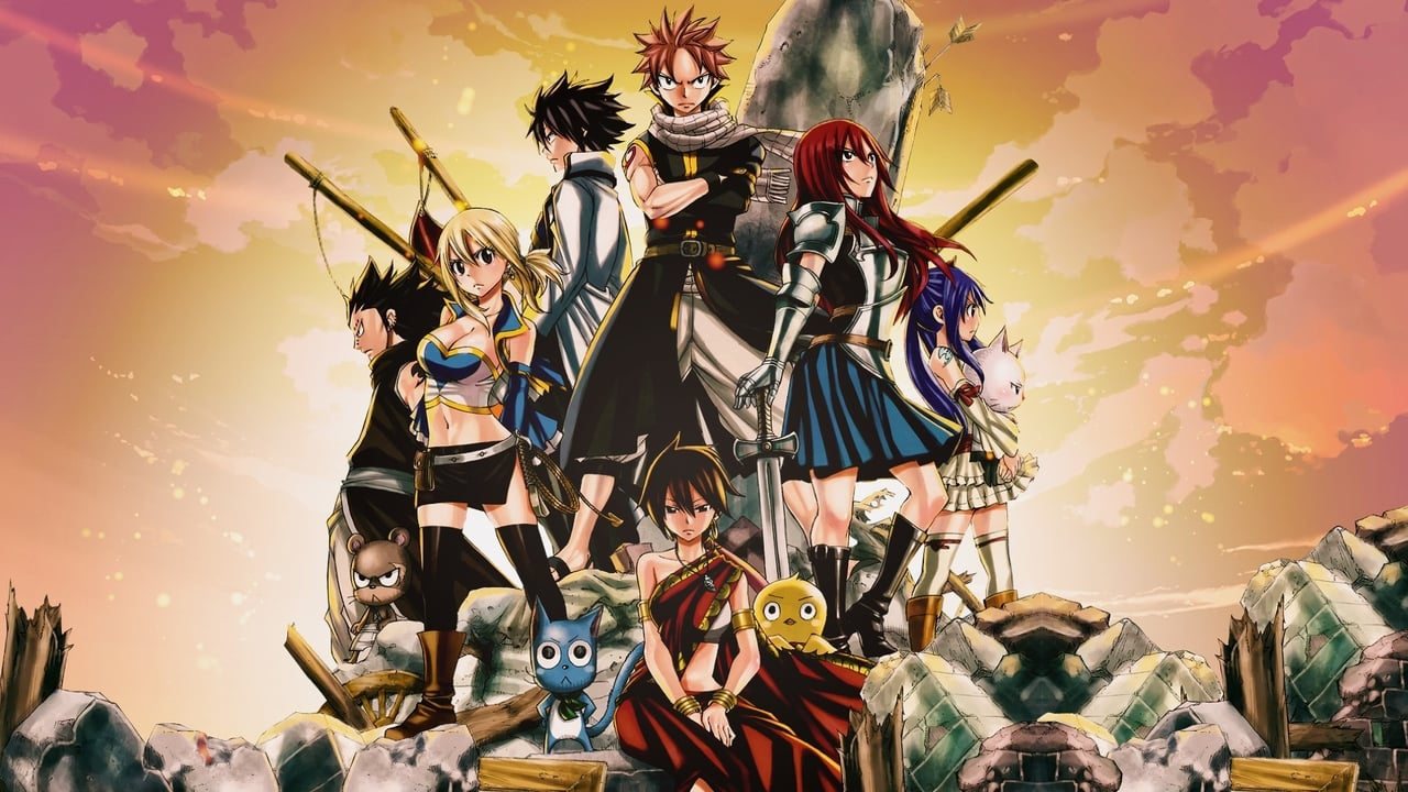 Fairy Tail Season 3 Episode 11 : Arc of Embodiment