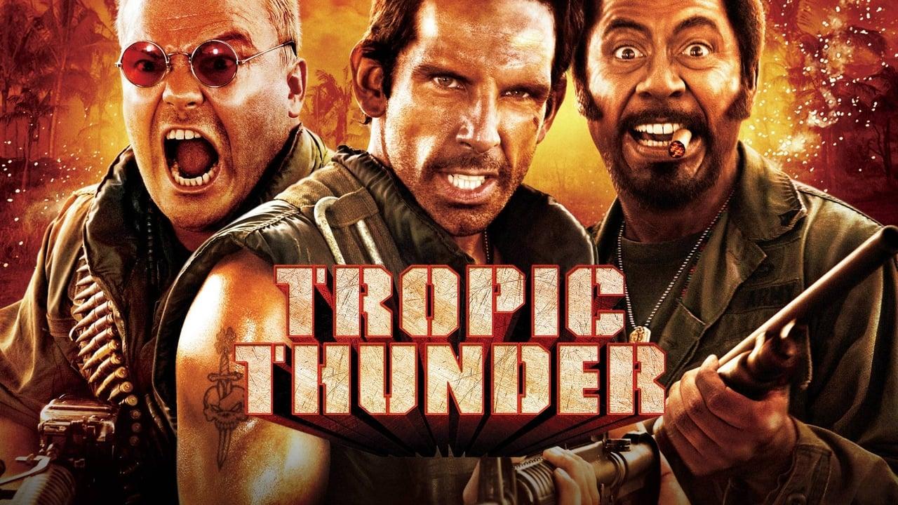 Tropic Thunder 3