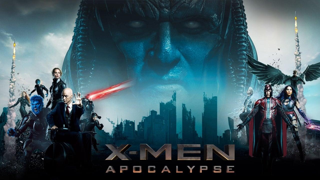 X-Men: Apocalypse 4
