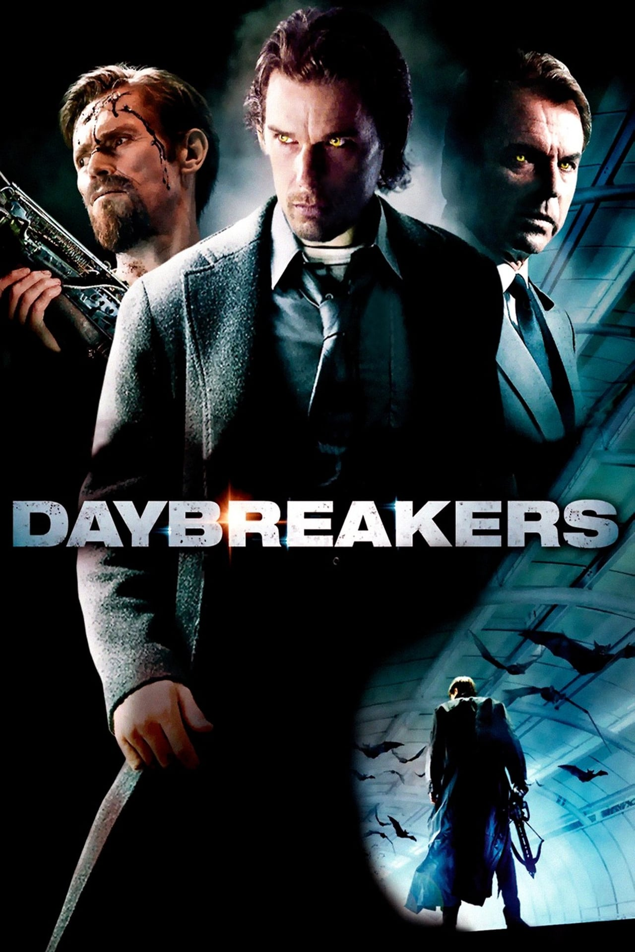 Download Daybreakers (2009) Dual Audio {Hindi-English} 720p [900MB]
