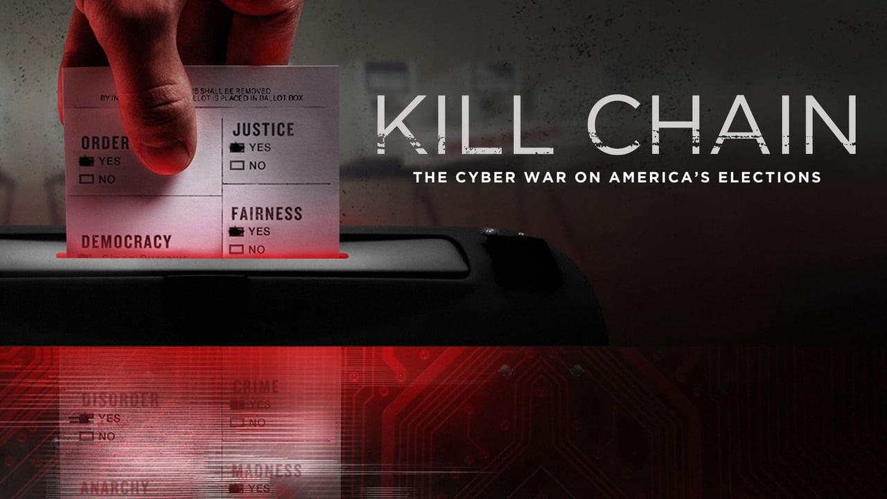 cover-Kill Chain: The Cyber War on America`s Elections