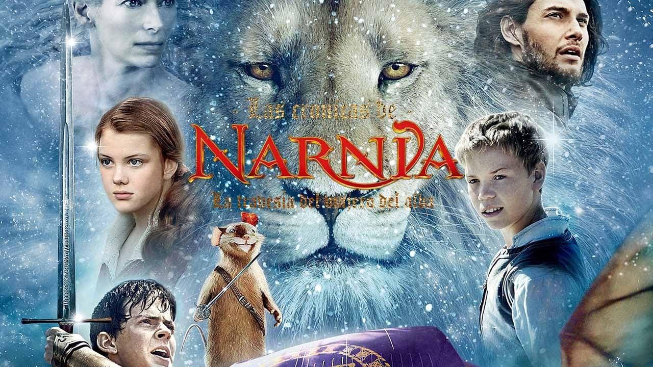 Le Monde de Narnia, chapitre 3 - L'Odyssée du passeur d'aurore (2010)