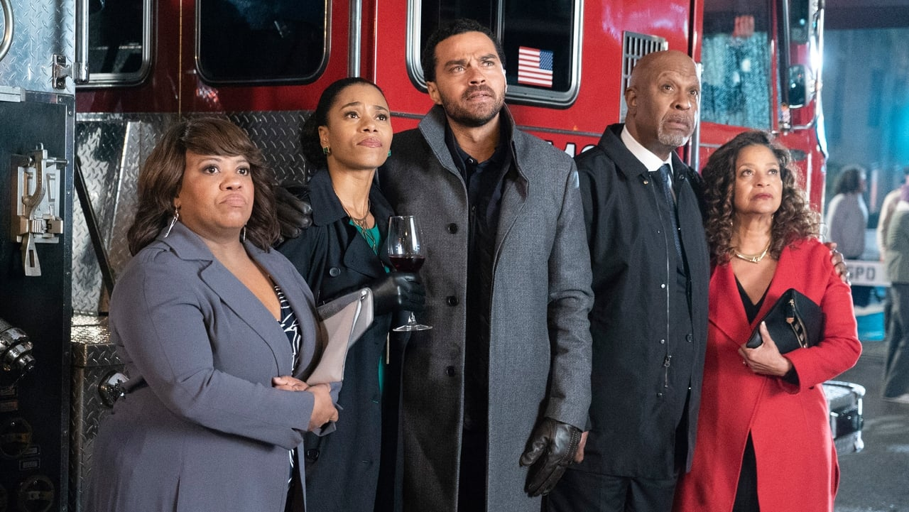 Grey's Anatomy - Season 15 Episode 15 : We Didn't Start the Fire