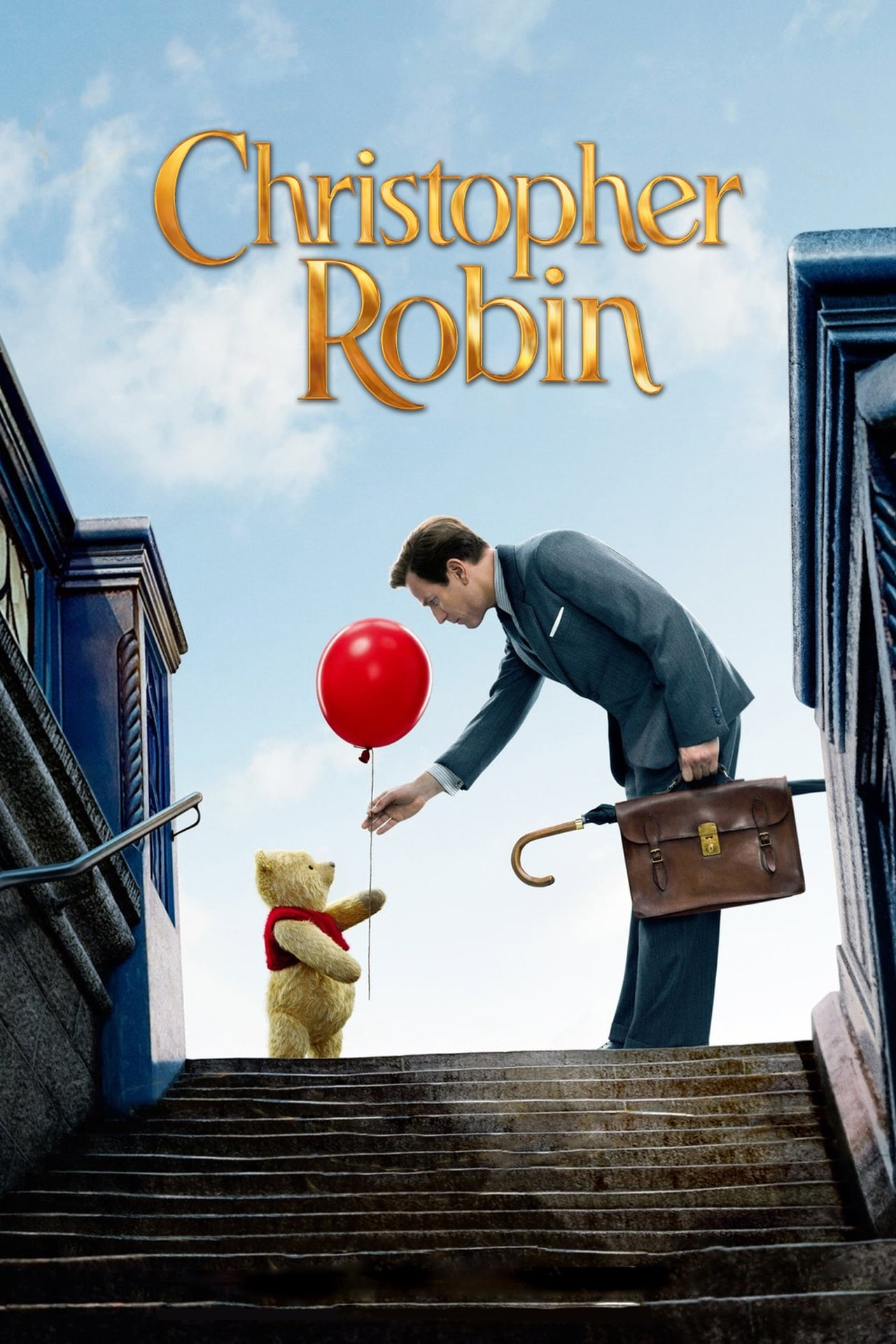 Download Christopher Robin (2018) Dual Audio {Hindi-English} 720p [1GB]