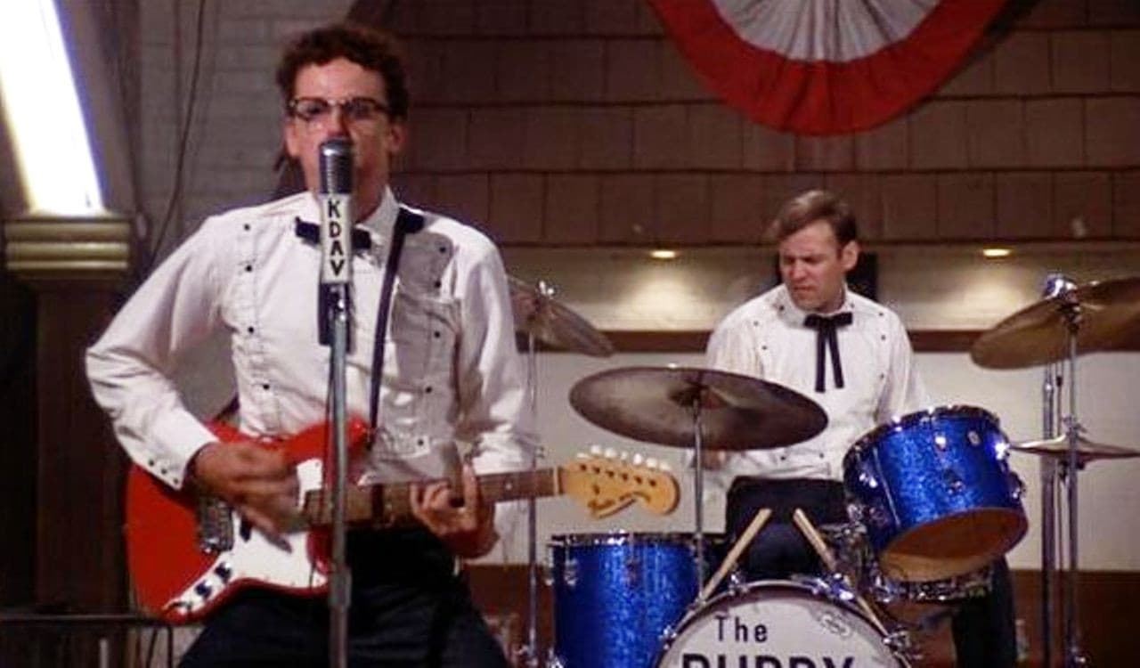 the buddy holly story movie review and ratings by kids