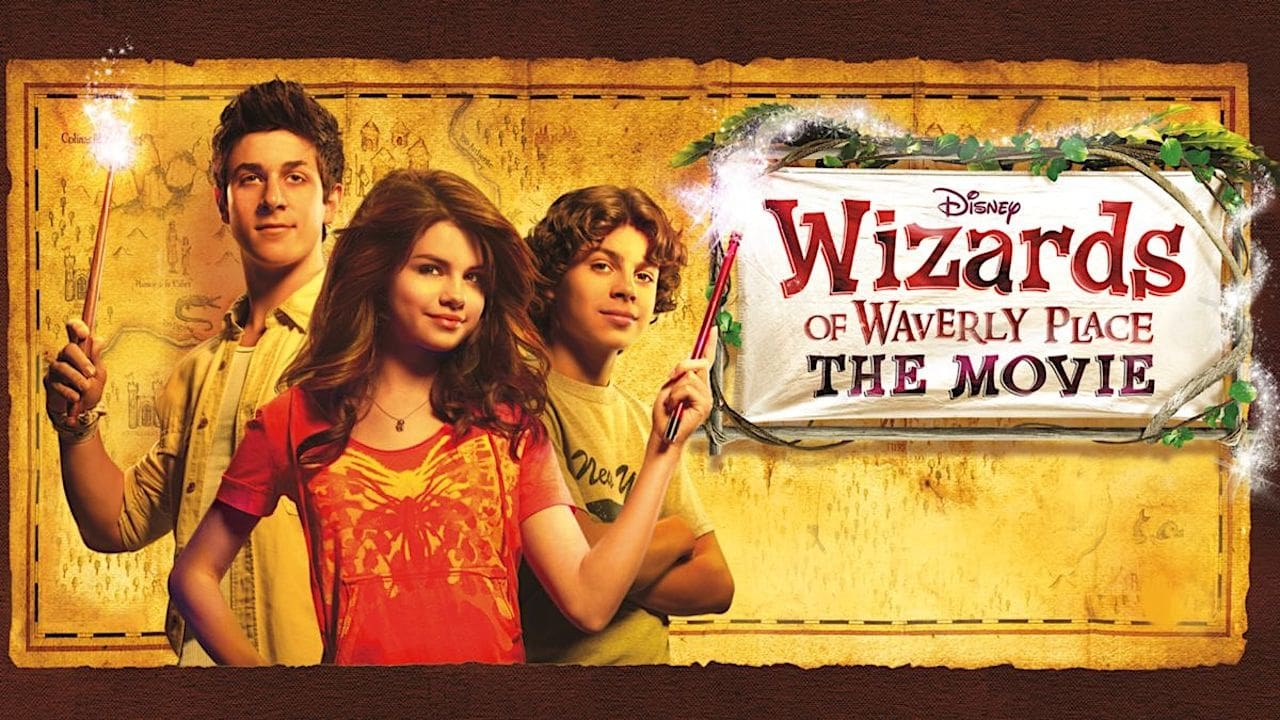 Wizards of Waverly Place: The Movie 5