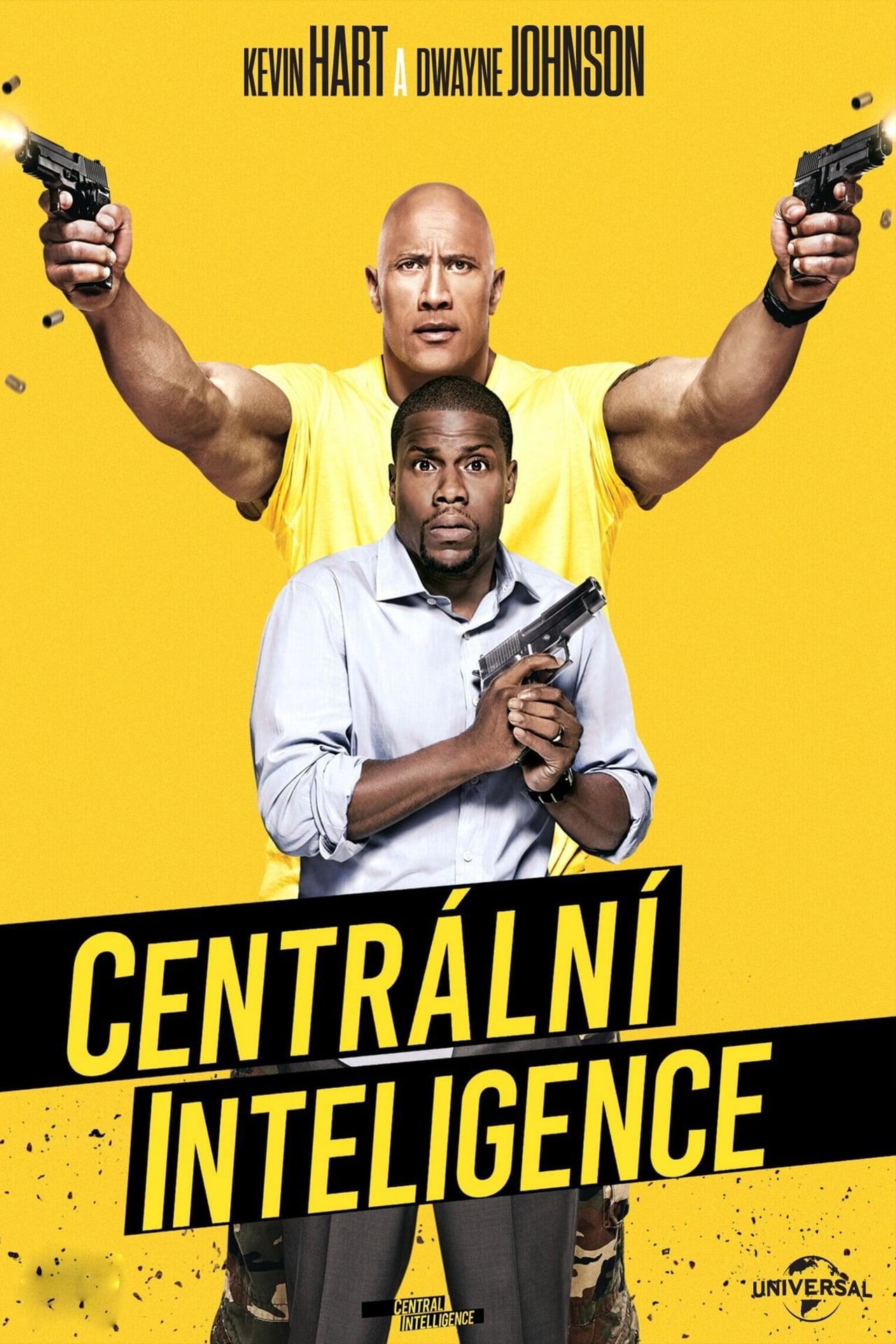 Watch Central Intelligence Online Free