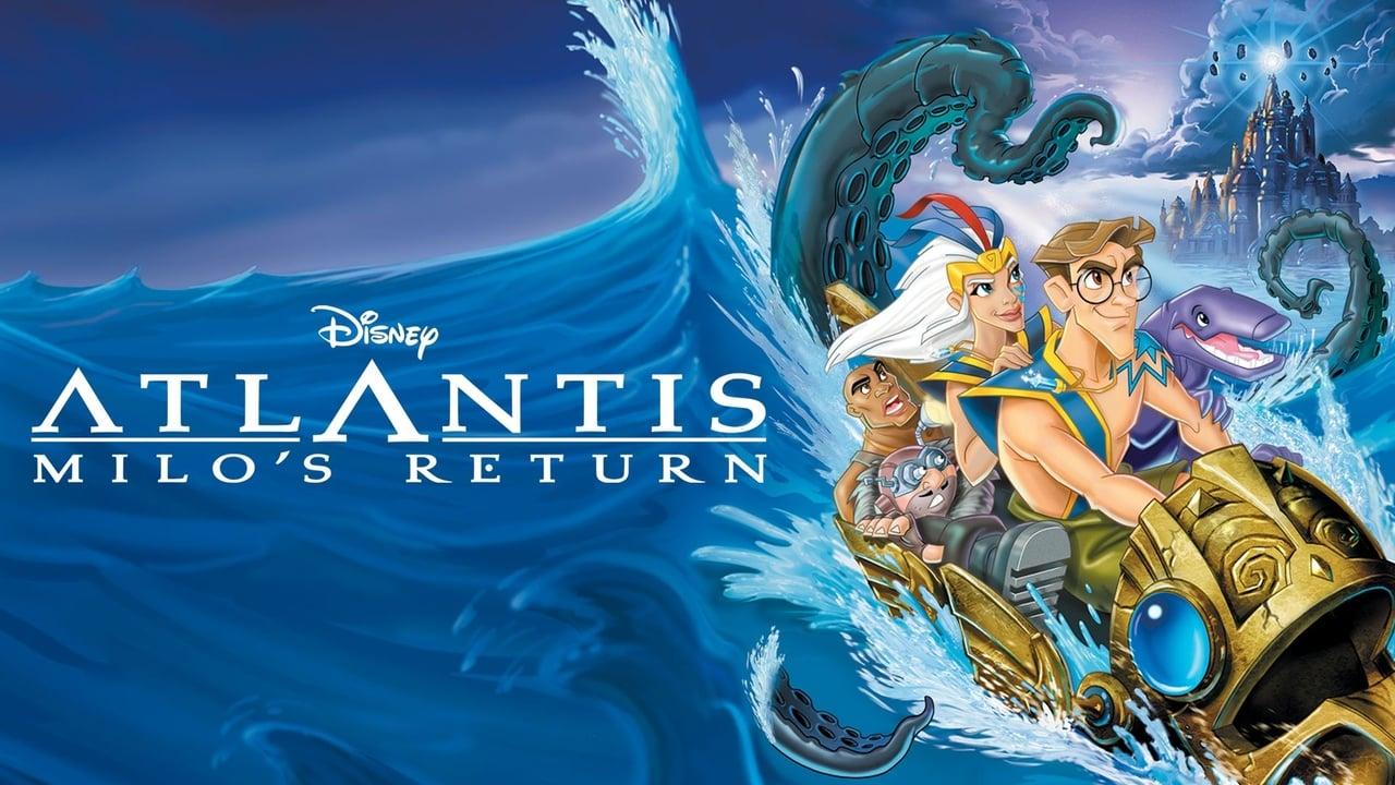 Atlantis: Milo's Return 3