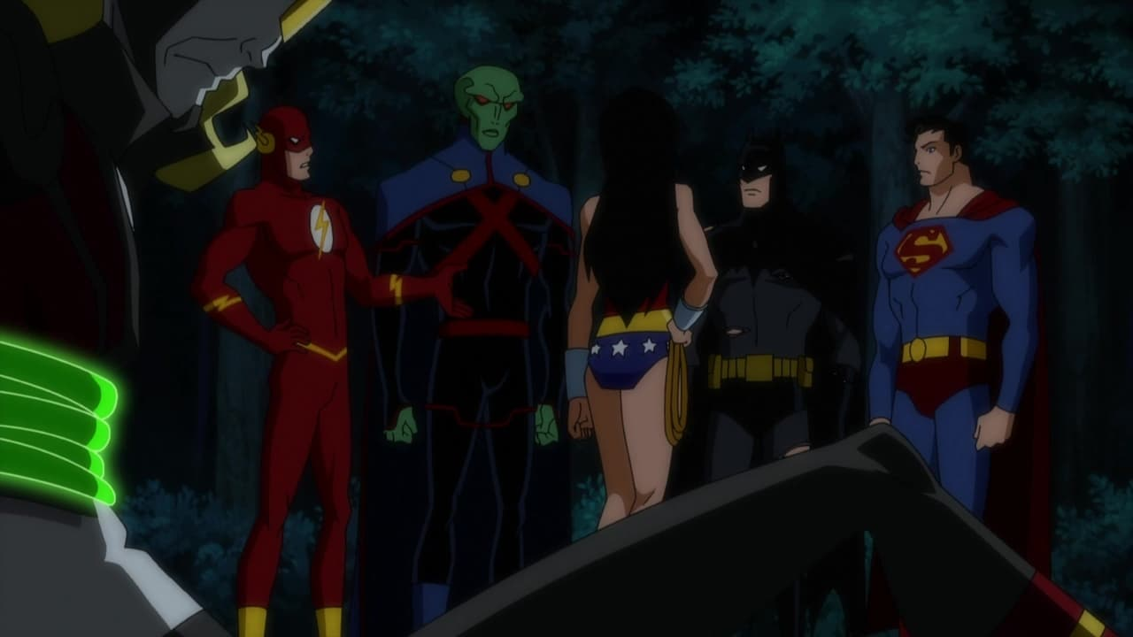 Justice League: Doom 5