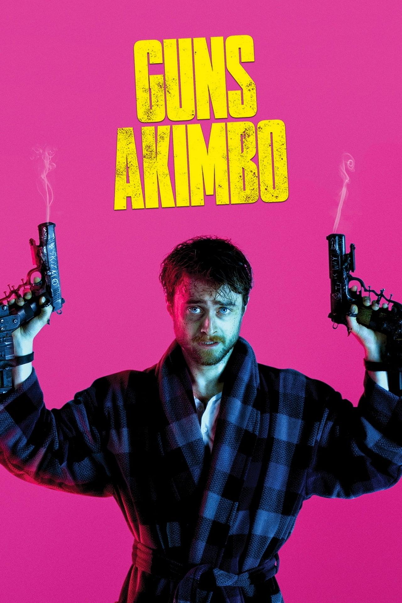Watch Free Guns Akimbo (2019) Movie Online at playonline