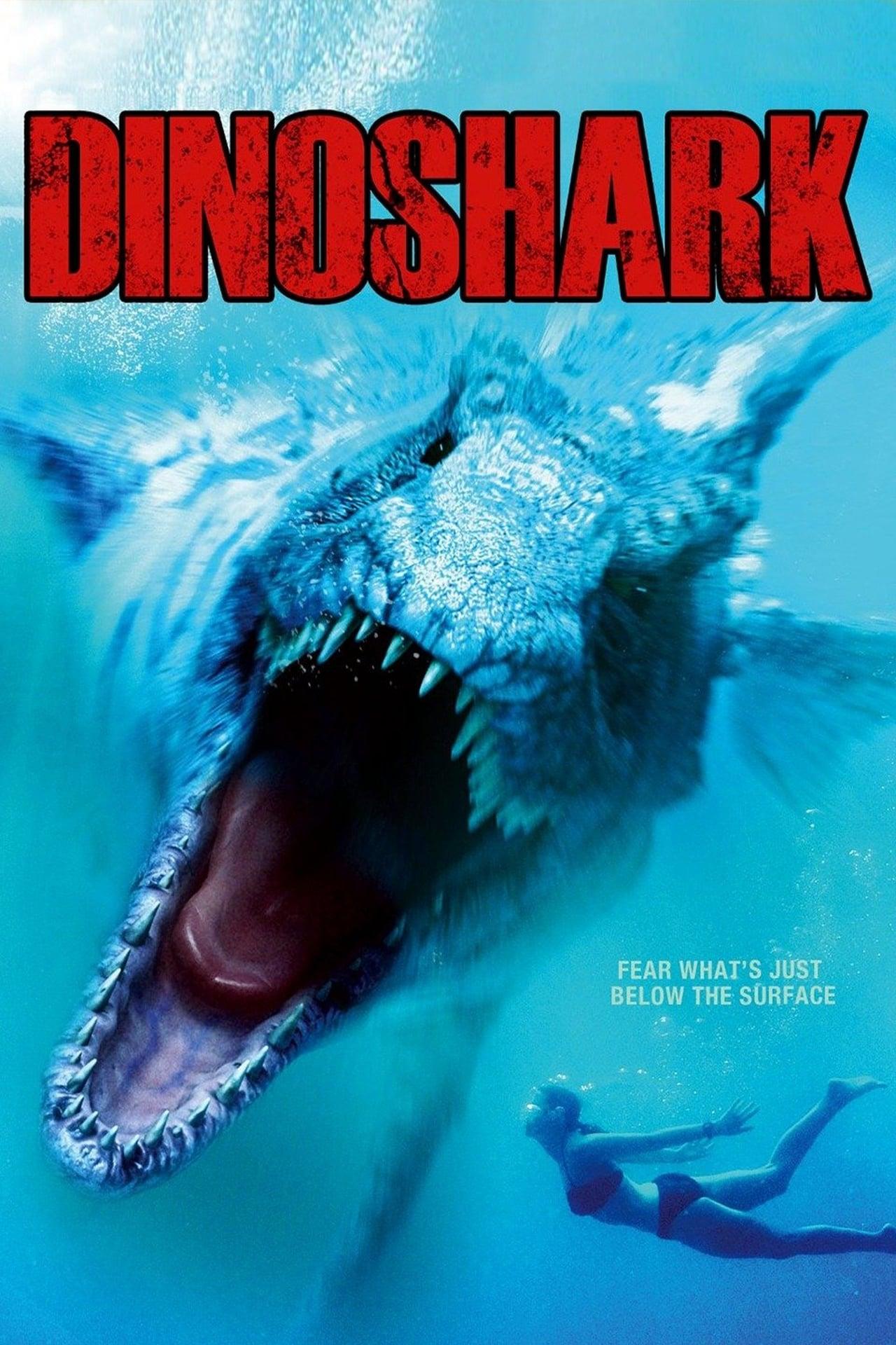 Download Dinoshark (2010) Dual Audio {Hindi-English} 720p [900MB]