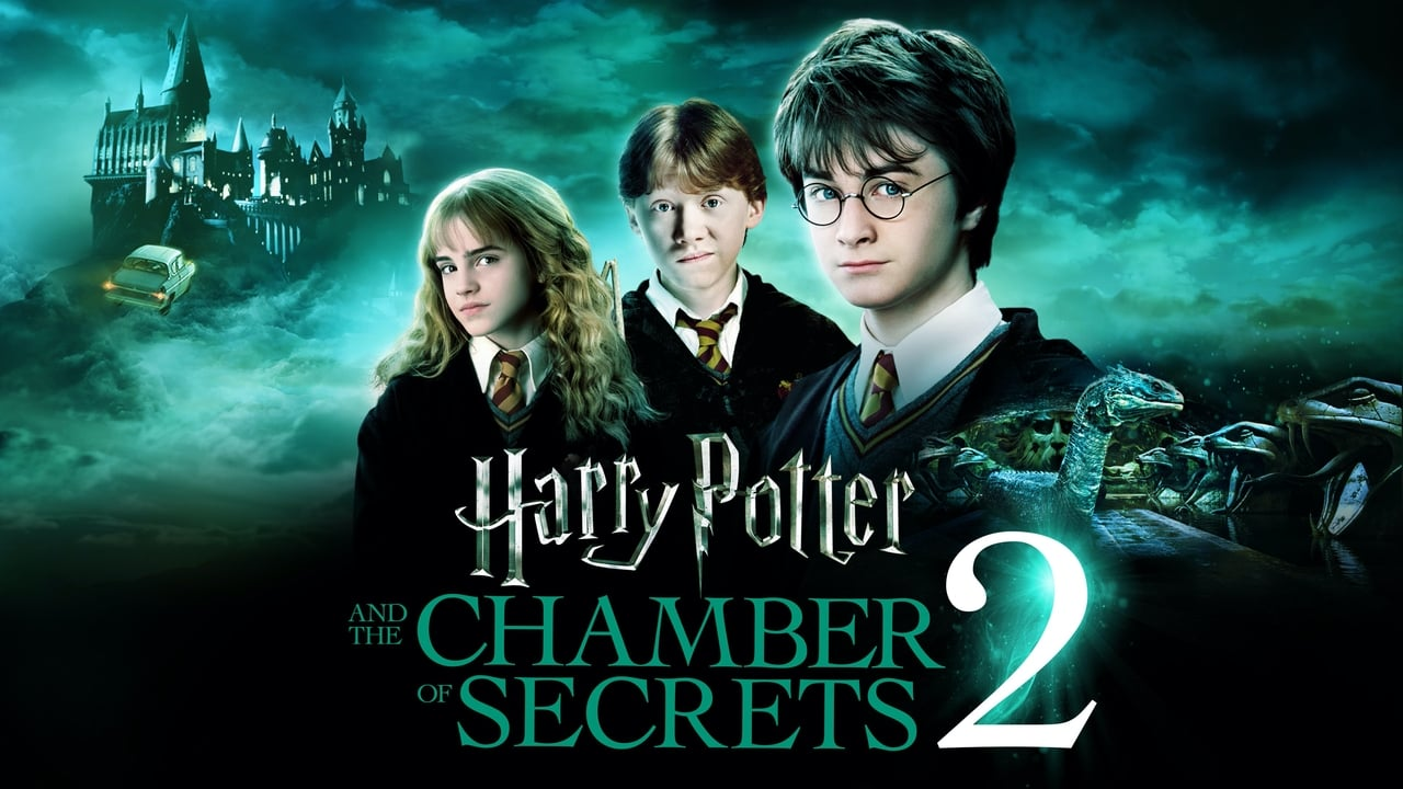 Harry Potter and the Chamber of Secrets 3