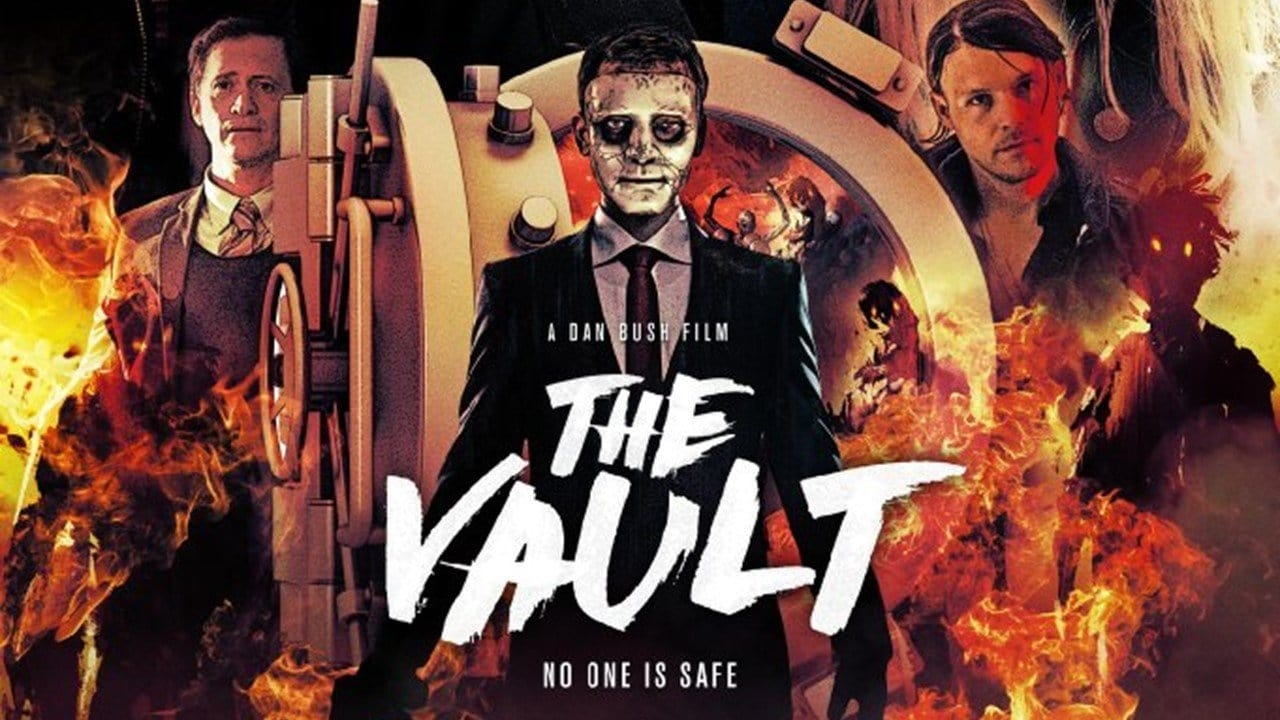 cover-The Vault