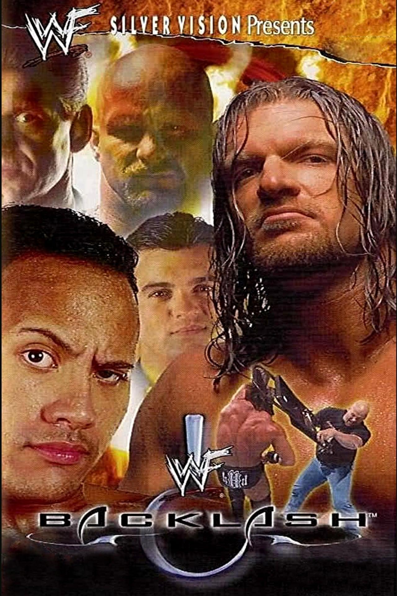 WWE Backlash 2000