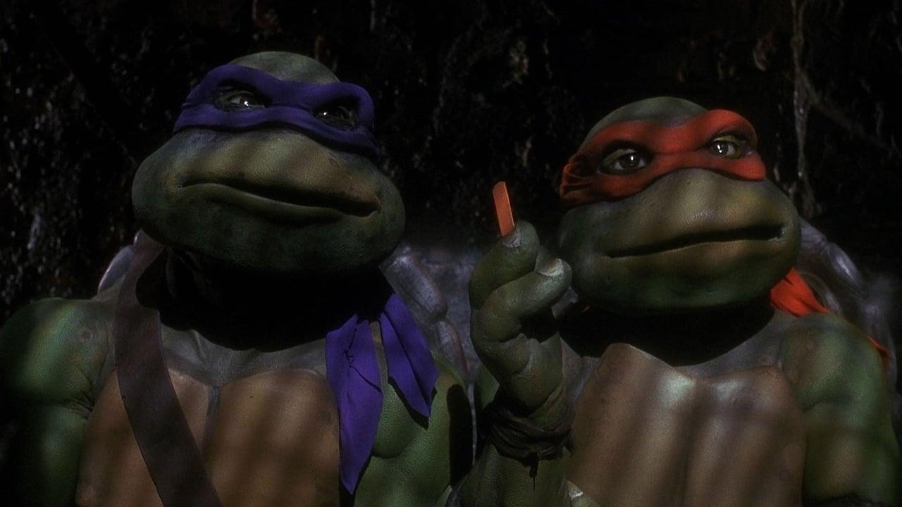 Teenage Mutant Ninja Turtles: Behind The Shells