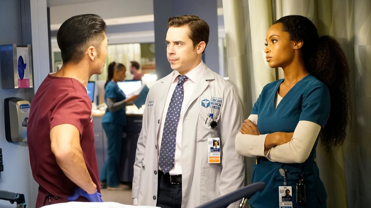 Chicago Med - Season 4 Episode 11 : Who Can You Trust