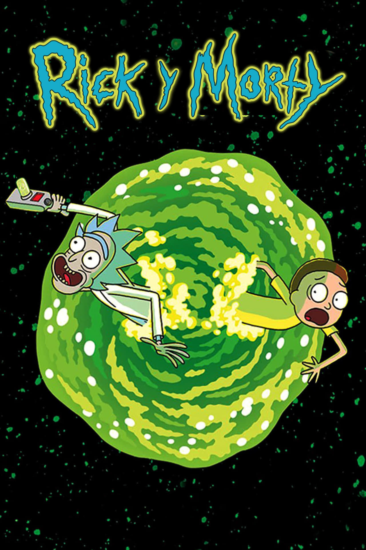Rick y Morty - Season 2 Episode 10 : De squanch en squanch